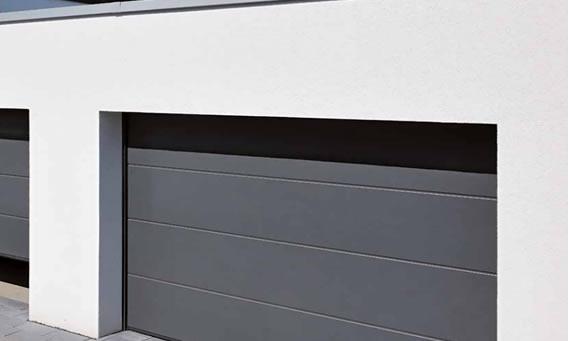 Seccionales de acero chipdigital puertas automaticas - Automatismos para puertas de garaje ...