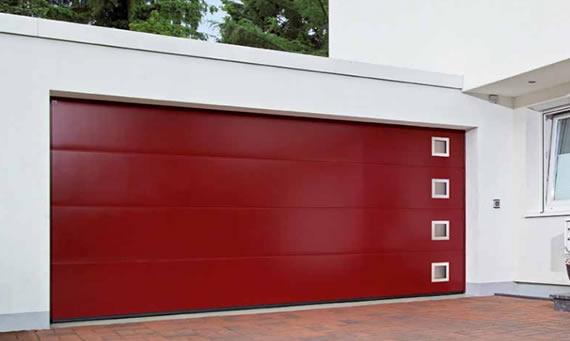 Seccionales de acero chipdigital puertas automaticas hormann - Precios puertas de garaje automaticas ...