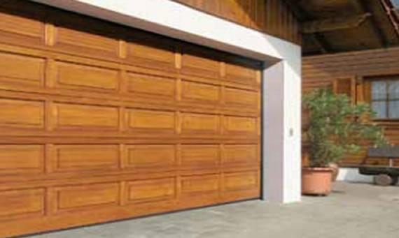 Seccionales madera chipdigital puertas automaticas - Puertas de garaje de madera ...