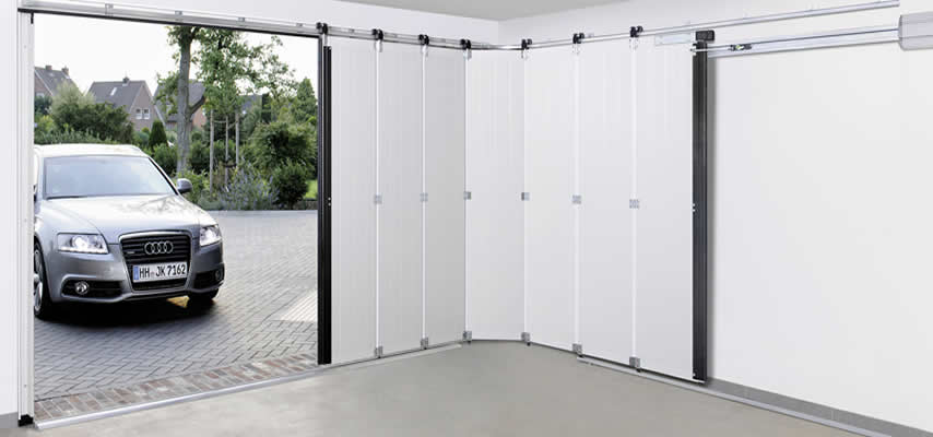 Razones para elegir las puertas seccionales de apertura - Puertas automaticas para cocheras ...